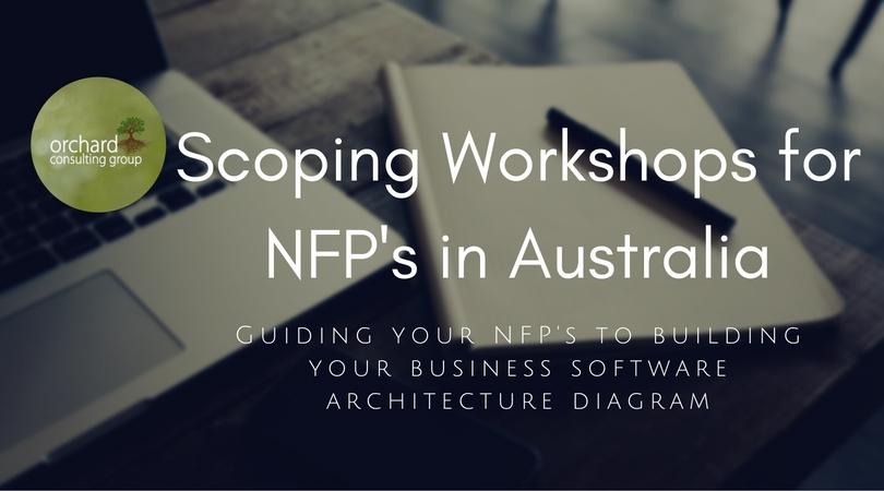 scoping workshop for nfp's in australia